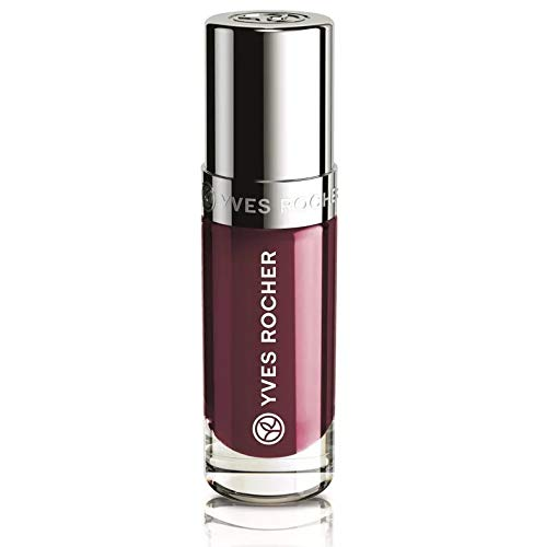 (Yves Rocher Couleurs Nature Gel Effect Lacquer, 5 ml./0.16 fl.oz. (36-Mysterious Plum-15945))