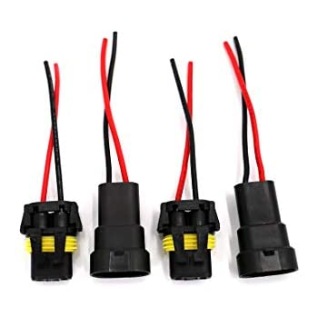 ijdmtoy 2 9005 9006 h10 male adapter wiring. Black Bedroom Furniture Sets. Home Design Ideas