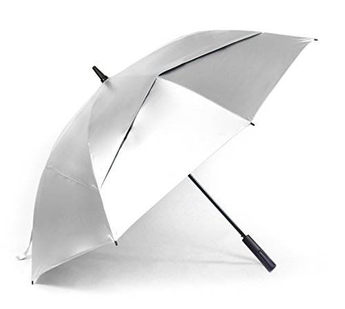Umenice Uv Protection Umbrella Golf Size UPF 50+ (Best Golf Umbrella For Sun Protection)