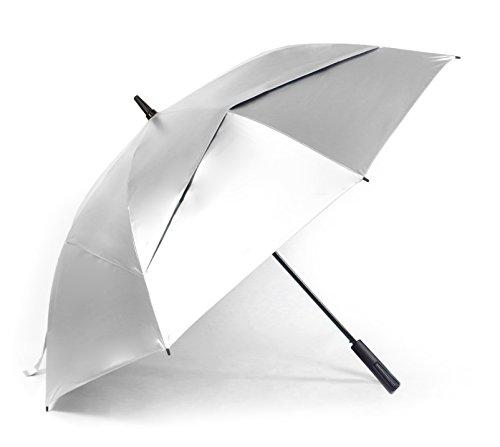 Umenice Uv Protection Umbrella Golf Size UPF 50+ (Reflective Umbrella)