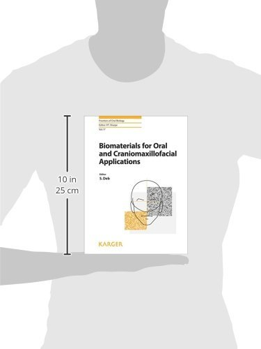 Biomaterials for Oral and Craniomaxillofacial Applications (Frontiers of Oral Biology, Vol. 17)