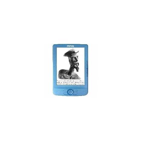 Papyre P602O Oceano - Lector de eBooks (4 GB), azul: Amazon.es ...