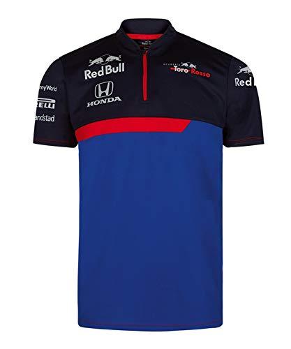 【お1人様1点限り】 [ Toro Rosso ] トロロッソ ホンダ Team F1 Racing F1 Team ホンダ 2019 オフィシャル ファンクショナル Tシャツ L身幅55cm着丈74cm B07Q7VHM9X, Music shop たておんぷ:77d42bcd --- arianechie.dominiotemporario.com