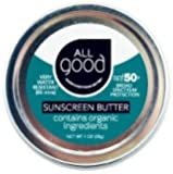 All Good Zinc Sunscreen Butter SPF 50+ Water Resistant