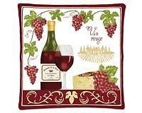 Alice's Cottage AC12465 Vin Rouge Spiced Hot Pad by Alice's Cottage