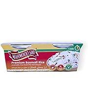 Mahmood 500 Microwave Basmati Rice Bipacks (2 x 125 gm)