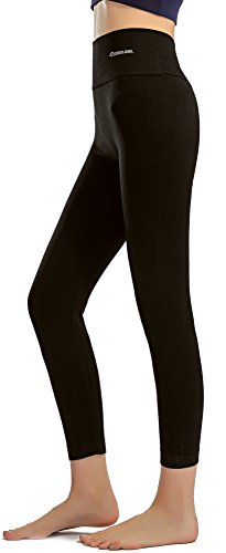 3faabac7290cf Galleon - RUNNING GIRL Ombre Yoga Pants Ultrasoft Performance Active Stretch  High Waisted Running Leggings (2015,L/XL, 1015 Black)