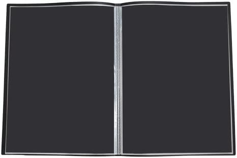 [スポンサー プロダクト]グリーンウィーク B3 クリア ファイル ポケット20枚(収納40枚)中紙・収納ケース付