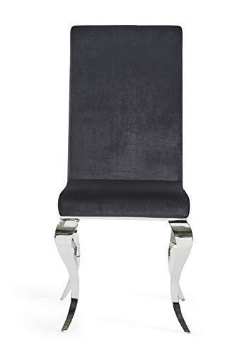 Global Furniture USA D858DC Global Furniture Chair Black ()