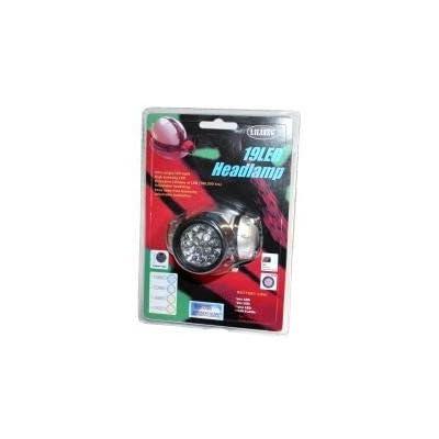1x - Lampe frontale 19 LED - Qualité COOLMINIPRIX®