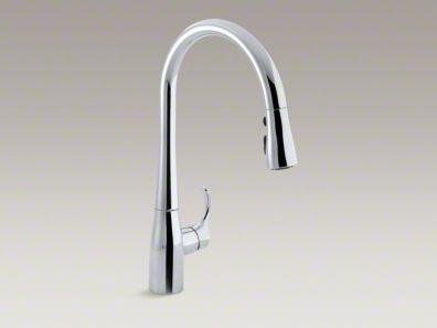 kohler-kr596sdcp-simplice-single-hole-1-handle-high-arc-pull-down-sprayer-kitchen-faucet-with-soap-d