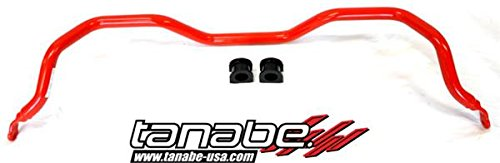 Tanabe TSB020F Sustec 30.4mm Diameter Front Sway Bar for 1997-2002 Honda Prelude ()