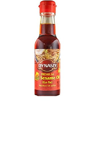 Dynasty Premium Hot Sesame Oil, 5 fl ()