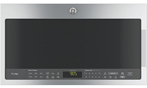 GE PVM9005SJSS Microwave Capacity Stainless product image