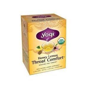 Yogi Tea, Chai Rooibos, Caffeine Free, 16 Tea Bags, 1.27 oz (36 g) by Yogi Teas