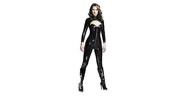 Forever Young negro mono de licra Catwoman mono de licra ...