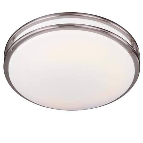 Minka Lavery 861-84-PL Two Light Flush Mount