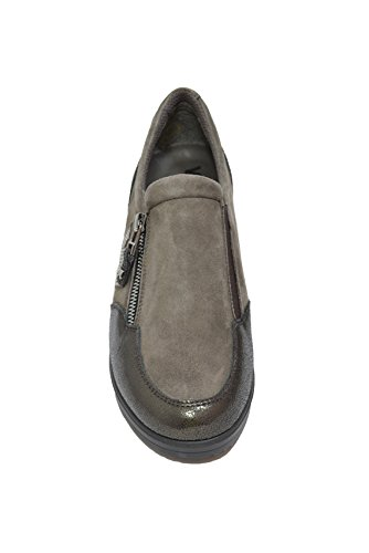 On Melluso Slip Fumo Donna Scarpe Sneakers Zeppa R25816s g76bfy