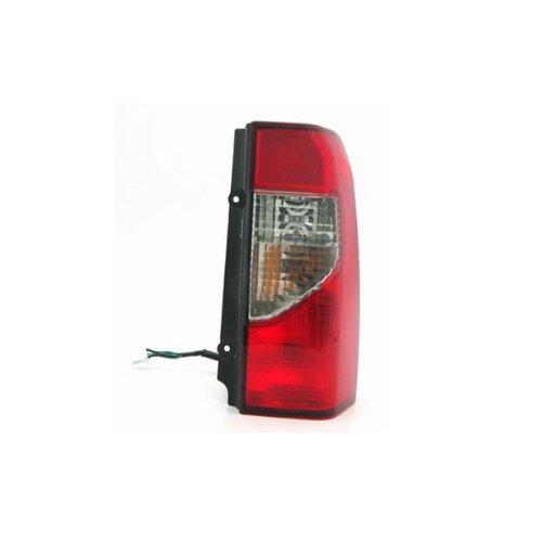 Xterra 00 Light Nissan Tail (TYC 11-5357-00 Nissan Xterra Passenger Side Replacement Tail Light Assembly)