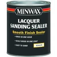 minwax lacquer sanding sealer - 1