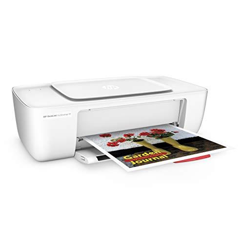 HP Deskjet 1115 Single Function Ink Advantage Printer (White) 2