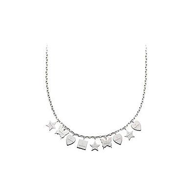 Gucci COLLANA Trademark Argento Ref. YBB233890001  Amazon.co.uk  Jewellery e3e7d77af64d