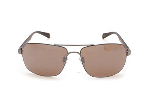 Kenneth Cole Kc1243-8c Smoke Flash Mirror Lenses - Kenneth Mens Sunglasses Cole