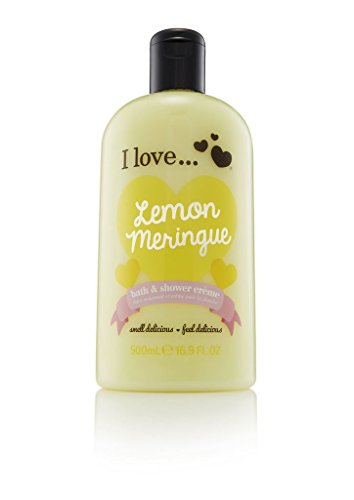 I Love bath shower 500ml Lemon Meringue for $<!--$11.49-->