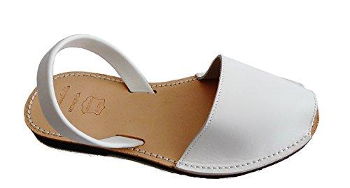 Blanco Box Minorquines Sandales Avarcas Différentes Menorquínas Couleurs Authentiques 0nw5qY