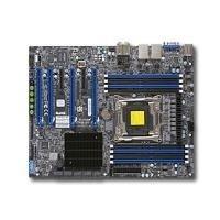 (Supermicro LGA2011, Intel X99, DDR4, SATA3 & USB3.0, A & 2GbE, ATX Server Motherboard C7X99-OCE-F-O)