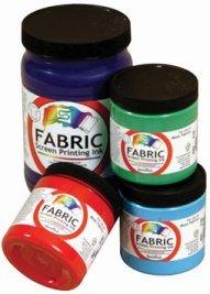Speedball fabric screen print ink - Black -Gallon