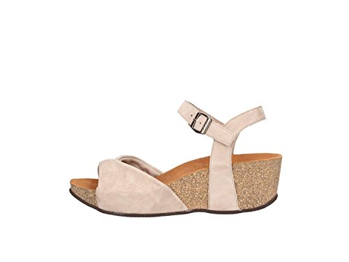 Frau Women's Fashion Sandals Beige Rope 3.5