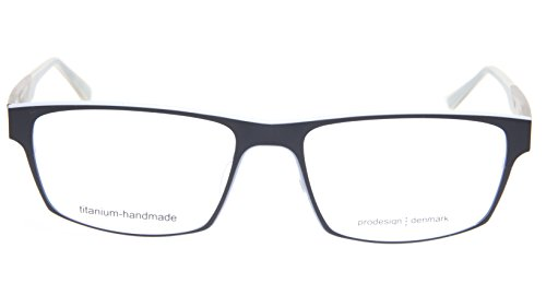 NEW PRODESIGN DENMARK 1405 c.9031 BLUE EYEGLASSES FRAME 56-17-145 B36mm - Glasses Prodesign