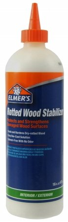 Buy elmer's elmer's e760q rotted wood stabilizer