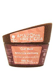 Amazonia Preciosa Face Care Facial Clay Mask Surya Nature, Inc 1.76 oz (50g) Cream