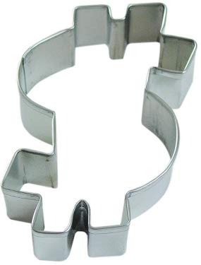 Dollar Sign Cookie Cutter ()