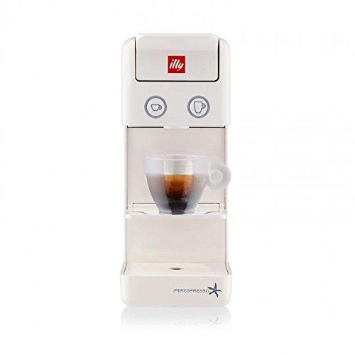 Máquina de cápsulas ILLY Modelo ILLY Y3.2 Iperespresso Color Blanco, ideal tanto para café exprés como para Caffè AllAmericana.: Amazon.es: Hogar
