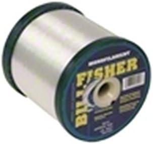 Billfisher SS1C-40 Bulk Mono 1 lb Spool 40 lb 1540 Yards Clear