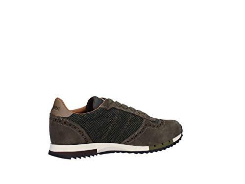 Navy Verde Blauer Sneakers quincy02 Uomo qwTtTO6Ir