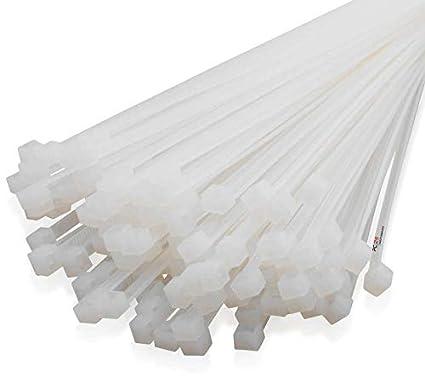 Kabelbinder 750mm Schwarz 100Stck. | Premiumqualitä t von PC24 Shop & Service