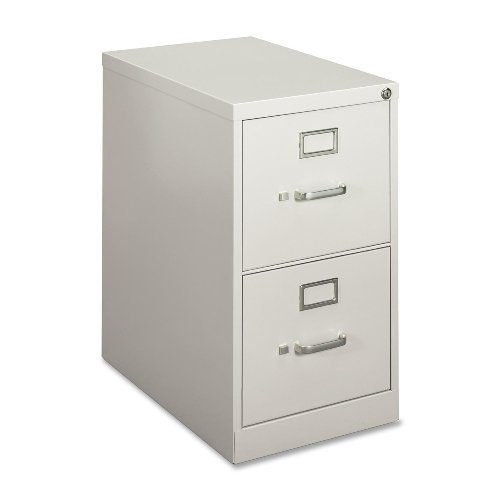 Basyx by HON H412PQ 2-Drawer Letter File, H410 Series, Vertical, 15