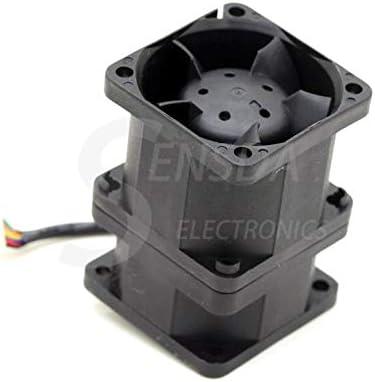 For AVC 4056 DF04056B12U 4cm 12V 1.88A pressurized wind 1U server cooling fan