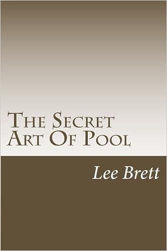 The Secret Art Of Pool