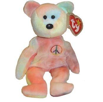 Ty Beanie Babies - Peace Bear ()