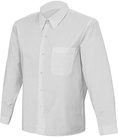 MUNDDY - Camisa para Camarero Camarera Hombre Mujer para Bar Restaurante hosteleria: Amazon.es: Ropa y accesorios