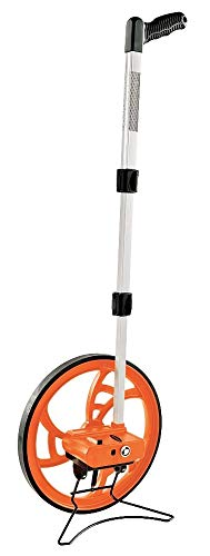 - Keson Measuring Wheel, 3 Ft, Spoked, 10000Ft - RR318N