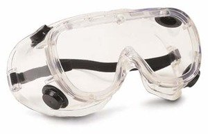 (SEOH Goggles Plastic Safety Chemical Splash Indirect Vent)