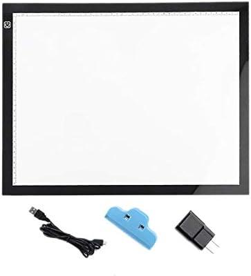 A3 Portátil Tablero de dibujo LED Protección de la vista Táctil ...