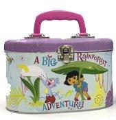 Sewing Box - Dora the Explorer - A Big Rainsorest Adventure New Toys 460807-1 B00C12ZBUY