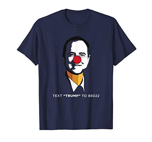 Pencil Neck Adam Schiff T-Shirt ()